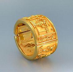 pulseira egipicia Liz Taylor