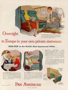 Pan Am Advertisements