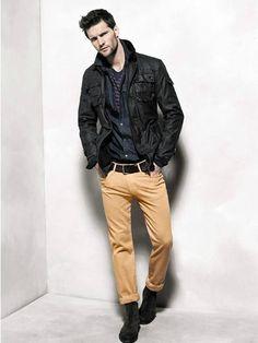 HE by Mango Lookbook 2012
