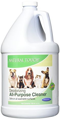 Nilodor Natural Touch AllPurpose Pet Cleaner 1Gallon ** This is an Amazon Affiliate link. Details can be found by clicking on the image.