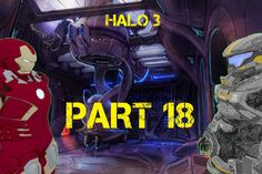 Game Buds Halo Master Chief Collection   HALO 3  Part 18