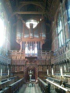 Selwyn College Chapel, Cambridge