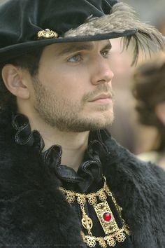 Henry Cavill 'The Tudors'