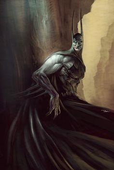 Batman - by Francis Tsai