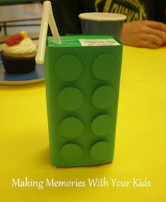 Making Memories ... One Fun Thing After Another: A Lego Birthday Party Extravaganza