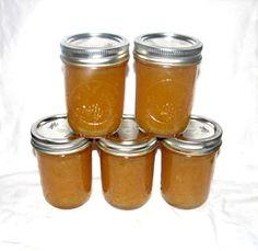 365 Days of Creative Canning: Day 71: Sweet Orange Jam