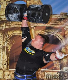 Strongman Championship League China Biggest Strength Show in History