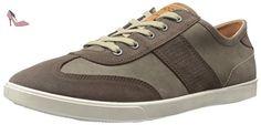 Ecco ECCO COLLIN, Derby homme - Marron (DARK CLAY/TARMAC55870), 47 EU - Chaussures ecco (*Partner-Link)