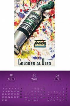ABRIENDO ABRIL  Una nueva muestra del Calendario TITAN 2014. Esta vez de abril a junio, el trimestre que nos llevará al verano, acompañados, por supuesto, de esas imágenes de la antigua publicidad de TITAN, tan llenas de color y de encanto. ¡Disfruta del trimestre (y del calendario)!  http://www.titanlux.es/
