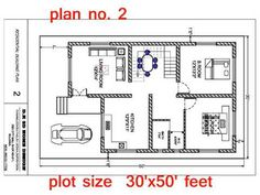 Bedroom interior modern floor plans ideas for 2019 2bhk House Plan, 3d House Plans, Indian House Plans, Model House Plan, House Layout Plans, Floor Plan Layout, Modern Floor Plans, Home Design Floor Plans, Plan Design