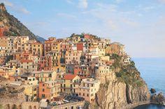 DeNovios – Todo para tu matrimonio » Cinque Terre, entre el mar y los riscos