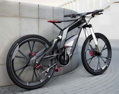A bicycle designed by Audi - Imgur