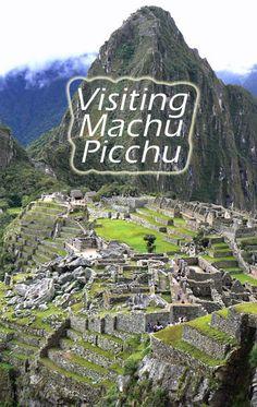 Machine Picchu es un  ciudad Antigua de los Incas en el Valle Sagrado. Lo fue construido en 1450, per lol que fue abandonado durante la conquista espanola. Lo no que descubierto haste 1911.