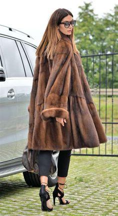 mink furs - demi buff royal saga mink fur swinger