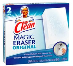 8 Alternative Uses for Magic Erasers - The Krazy Coupon Lady