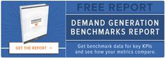 Great benchmarks for cost per lead and email performance