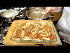 How to cook Greek Pastitsio