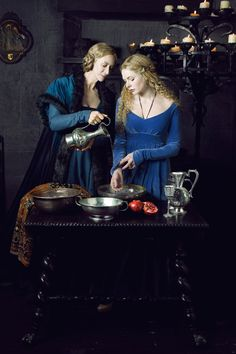 The White Queen - Elizabeth Woodville and Jacquetta of Luxembourg