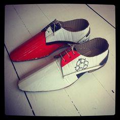 Cardboard shoes | shopfolklore.com