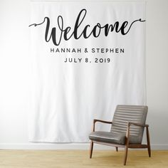 Shop Welcome class reunion Photo Booth backdrop banner created by TheArtyApples. Photo Booth Background, Photo Booth Backdrop, Photo Booths, Wedding Photo Props, Wedding Photos, Wedding Ideas, Modern Colors, Vivid Colors, Groom Colours