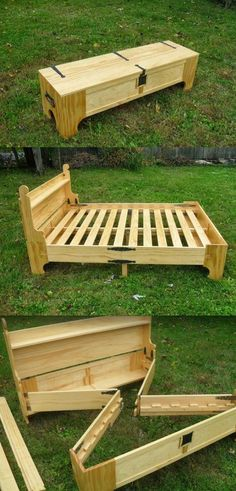 Really cool for a spare bed idea.