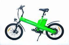 """E-GO Bike USA - Seagull 20"""" eBike"""