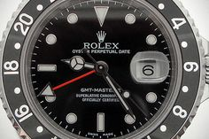 Why a Mercedes symbol on the Rolex Sea-Dweller/Submariner/GMT-Master?