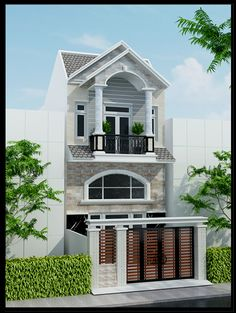 Công ty xây dựng Thanh Niên giới thiệu với các bạn mẫuThiết kế xây nhà phố 2 tầng 4x18m Để xây dựng một căn nhà phố đẹp hiện đại với chi ph...