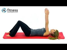 Beginner Pilates Workout Video - 17 Minutes    Workout Structure  14 Exercises and Stretches  12 Reps of each Exercise  17 Minutes Total