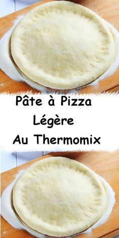 The best Thermomix Light Pizza Dough recipe, simple to prepare and simple, here is the thermomix recipe for making light pizza dough with thermomix. Tart Recipes, Pizza Recipes, Pizza Chef, Look And Cook, Thermomix Desserts, Cast Iron Recipes, Dough Recipe, Pizza Dough, Food Hacks