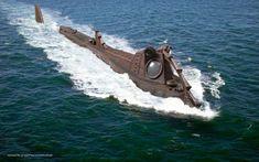 Nautilus at full speed