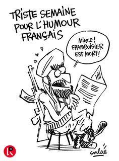 Hommage #CharlieHebdo par @tsoulcie