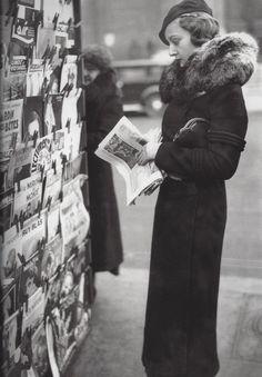 Miss Paris 1934.