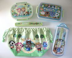 Animal Crossing Bento Collection- I need this in my life