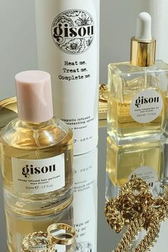 This Gisou Hair Oil Is Liquid Gold —and, Unfortunately For My Wallet, I Can't Get Enough