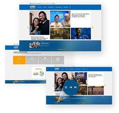 Rádio Globo reformula novamente o seu site e apresenta novidades