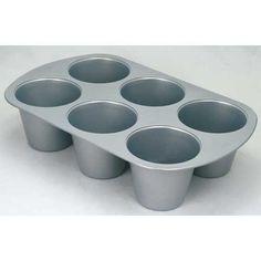 Wilton 6 Cup Kingsize Muffin Pan by Wilton, http://www.amazon.com/dp/B000NBQFUU/ref=cm_sw_r_pi_dp_ZyJrrb00B9SNR
