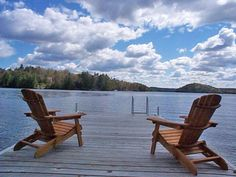 Cottage with friends. Kennisis Lake near Haliburton, Ontario.