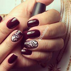 Opi Nails Design, Nail Art Designs, Flower Nails, Gel Color, Opi, Pretty Nails, Claws, Acrylic Nails, Nailart