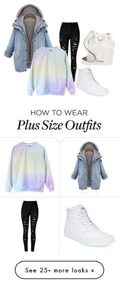 """#AraCreacion"" by aracelii-acosta on Polyvore featuring Vans and Marc by Marc Jacobs"