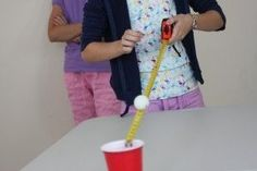 Minute to Win It Party by benita