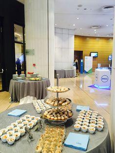 Στις 20-21 Μαΐου 2015, το Dell Solutions Tour 2015, η σημαντικότερη εκδήλωση τεχνολογίας της Dell στην περιοχή της Ευρώπης, επισκέφθηκε την Αθήνα.  Η #ARIAFineCatering προσέφερε ένα απολαυστικό μενού στη φανταστική διήμερη εκδήλωση που έλαβε χώρα στο Μέγαρο Μουσικής Αθηνών, κατά την οποία παρουσιάστηκαν τεχνολογίες αιχμής και οι συναρπαστικές προοπτικές τους! #Dell