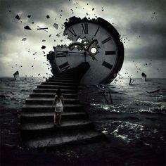 Всё идет своим чередом. Не торопись, будь спокоен: жизнь мудрее нас. Всё идёт так, как должно идти.