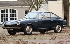 This 1966 Glas 1700GT is one of the nicest restored examples we've seen yet, the seller describing it as both concours ready and as a reference point for accuracy among Glas enthusiasts. Built in the same year as BMW's acquisition, production was halted completely by the end of 1967. Styled by Frua and built by Maggiora, these cars are beautifully detailed and look even better in person.