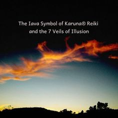 #reiki #reikirays #energy #vibrations #freshvibes #goodvibes #healing #reikihealing #iavasymbol #karunareiki Beautiful Symbols, Reiki Symbols, Veil, Illusions, Veils, Optical Illusions, Toile