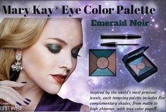 NEW! Limited-Edition† Midnight Jewels Collection. Feel free to share this with your clients and Mary Kay team! http://on.fb.me/1mqVZh9