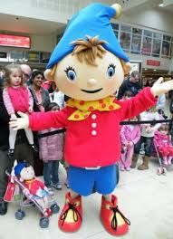 Image result for paddington bear mascot costume