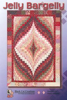 jellyroll bargello quilt | Jelly Roll Patterns