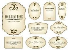 labels template - Google Search
