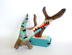 antler jewelry holder | Zook